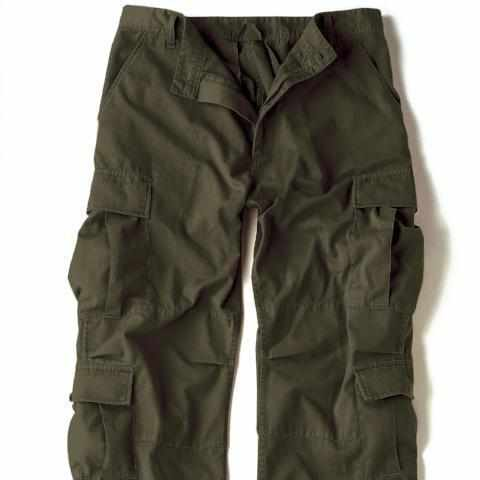 Rothco Vintage Paratrooper Fatigue Pants Olive Drab 4XL