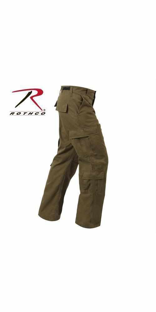 Rothco Vintage Paratrooper Fatigue Pants Russet Brown 3XL