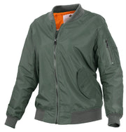 best Rothco Womens MA-1 Flight Jacket