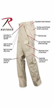 best-Rothco Tactical Duty Pants-