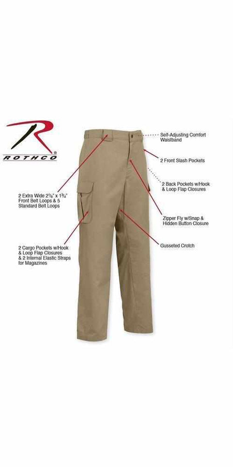 best-Rothco Tactical 10-8 Lightweight Field Pant-