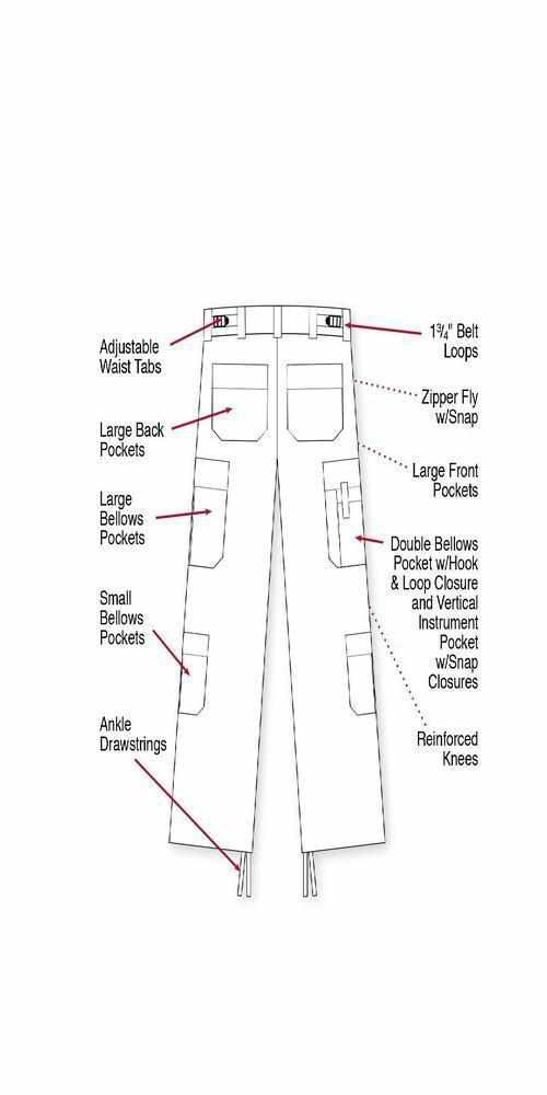best-Rothco EMT Pants-