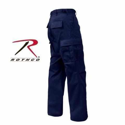"best-Rothco Zip Fly Uniform Pant - Midnite Navy Blue-3XL (47""-51"" Waist)-"