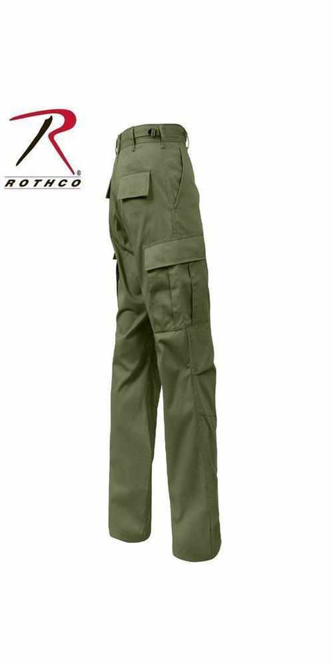 best-Rothco Relaxed Fit Zipper Fly BDU Pants-