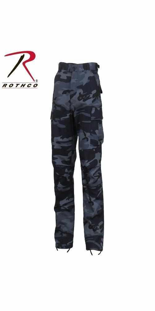 best-Rothco Color Camo Tactical BDU Pant-