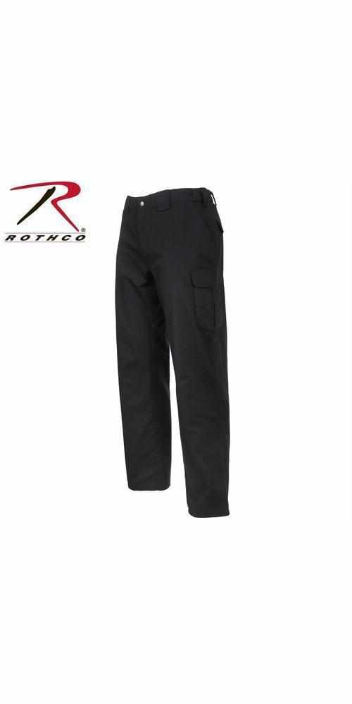 best-Rothco Tactical 10-8 Lightweight Field Pant-Black-40-
