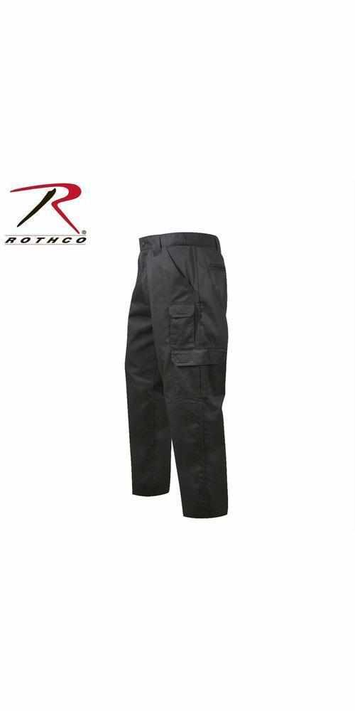 best-Rothco Tactical Duty Pants-Black-42-
