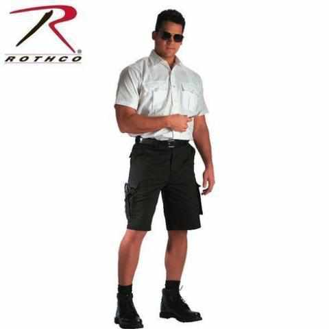 best-Rothco EMT Shorts-Black-XS-