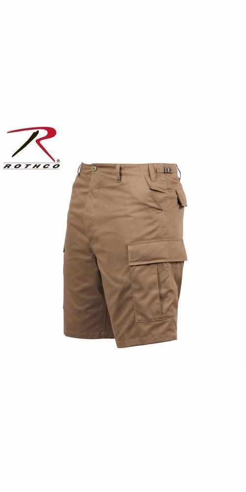 best-Rothco BDU Shorts-Coyote Brown-L-