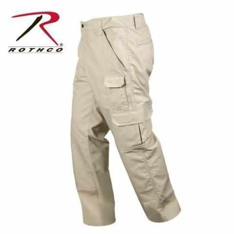 best-Rothco Tactical Duty Pants-Khaki-34-