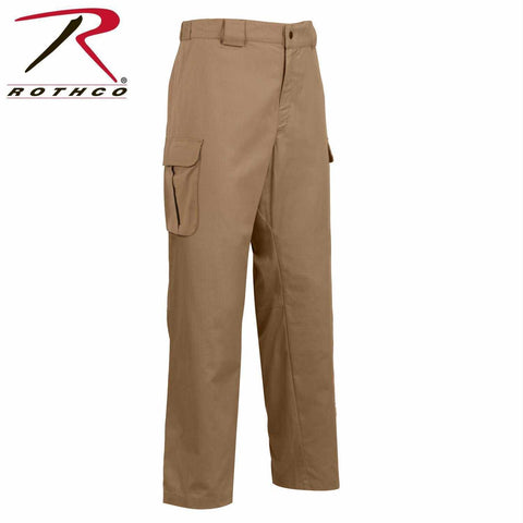 best-Rothco Tactical 10-8 Lightweight Field Pant-Khaki-46-