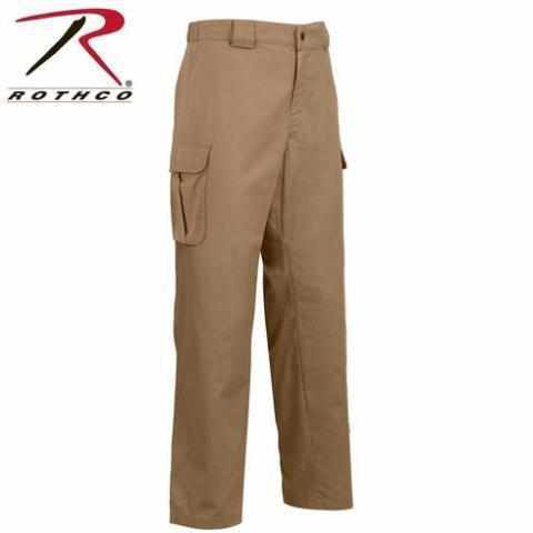 best-Rothco Tactical 10-8 Lightweight Field Pant-Khaki-48-
