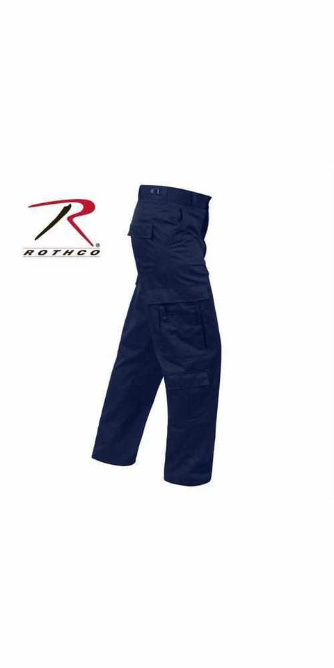best-Rothco EMT Pants-Navy Blue-L-