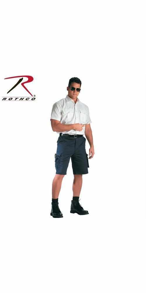 best-Rothco EMT Shorts-Navy Blue-XL-