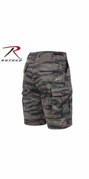 best-Rothco Camo BDU Shorts-Tiger Stripe Camo-2XL-