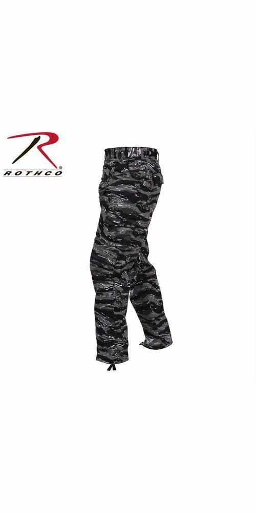 best-Rothco Color Camo Tactical BDU Pant-Urban Tiger Stripe Camo-S-