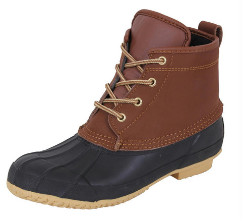"best Rothco 6"" All Weather Duck Boots"