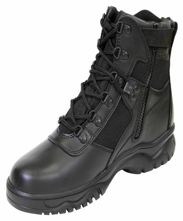 best Rothco 6 Inch Blood Pathogen Resistant & Waterproof Tactical Boot