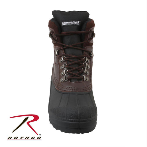"best Rothco 8"" Cold Weather Hiking Boots Brown 7"