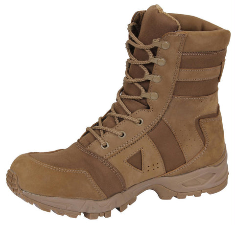 best Rothco AR 670-1 Coyote Forced Entry Tactical Boot