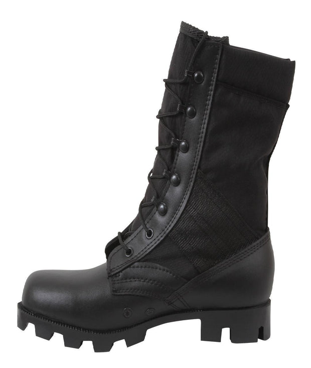 best Rothco Black G.I. Type Speedlace Jungle Boot