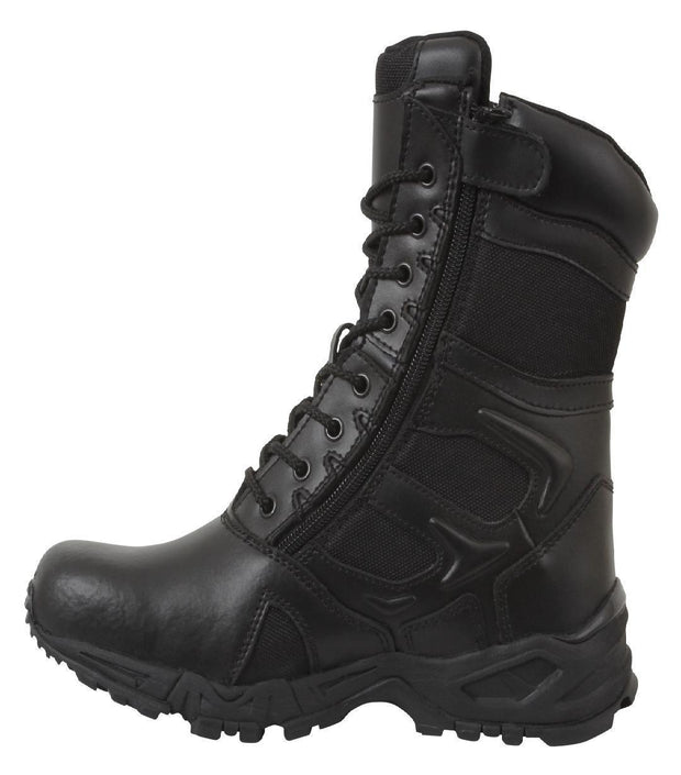 best Rothco Forced Entry Deployment Boot With Side Zipper