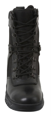 best Rothco Forced Entry Tactical Boot With Side Zipper / 8""