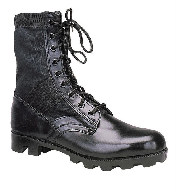 best Rothco G.I. Type Black Steel Toe Jungle Boot