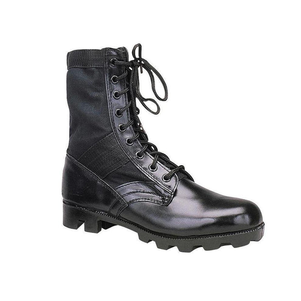 best Rothco G.I. Type Black Steel Toe Jungle Boot 5