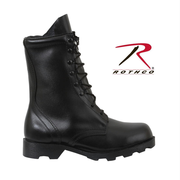 best Rothco G.I. Type Speedlace Combat Boot Black 7.5