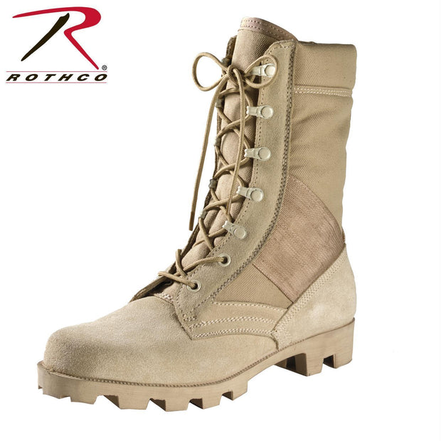 best Rothco G.I. Type Speedlace Desert Tan Jungle Boot Tan 11 Wide