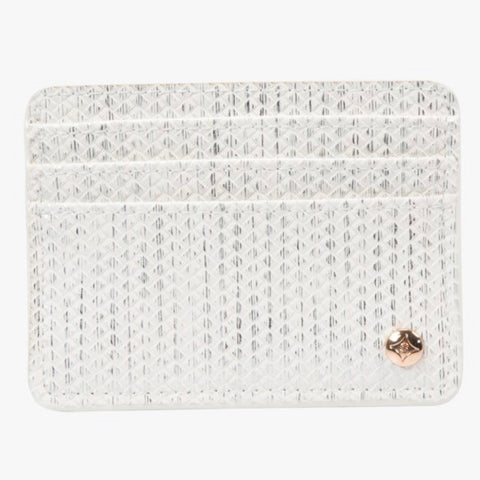 Cairo White Card Case