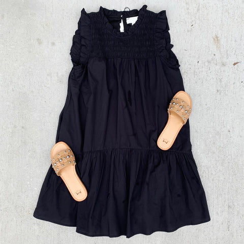 Isla Dress Black