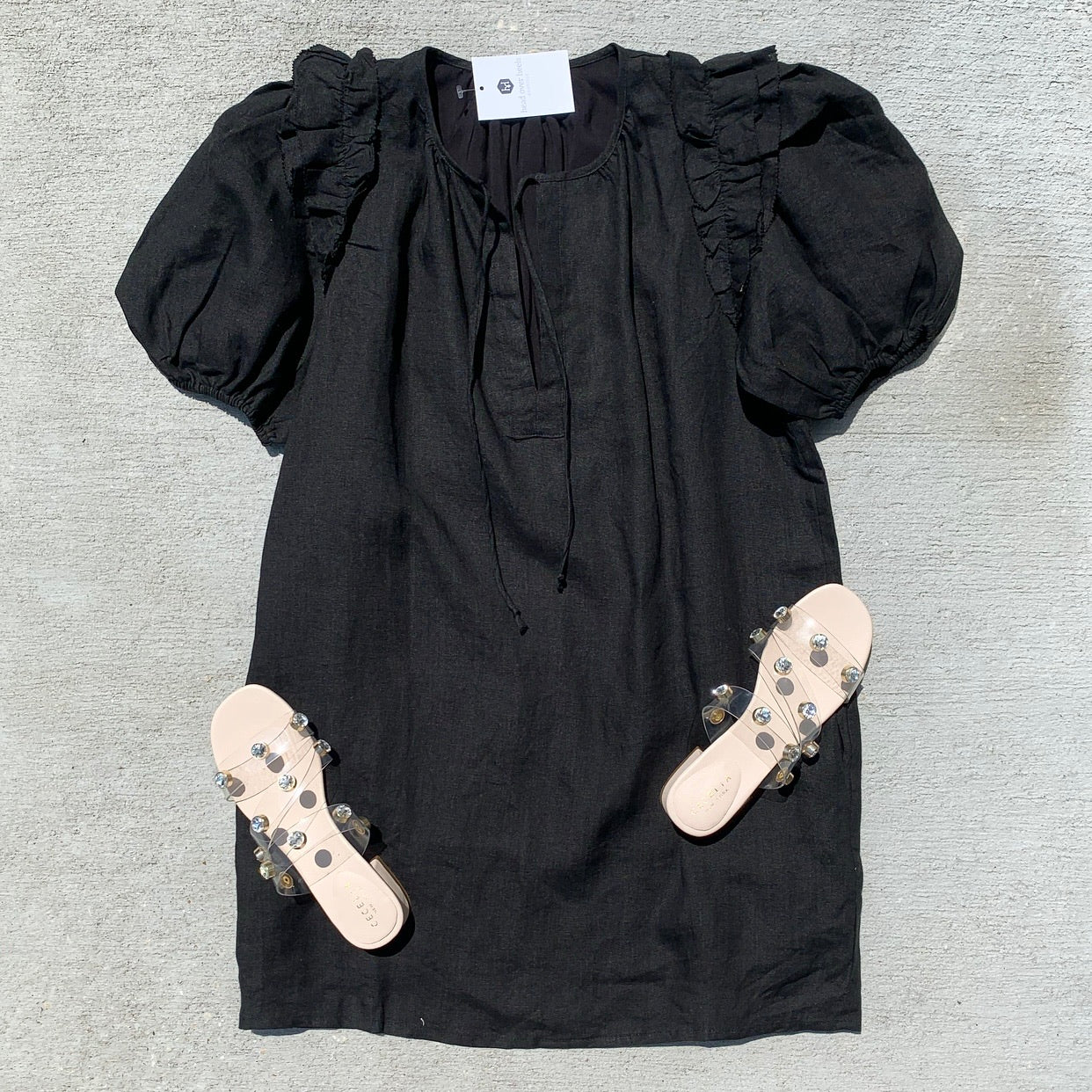 Raney Dress Black