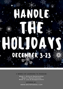 Handle the Holidays