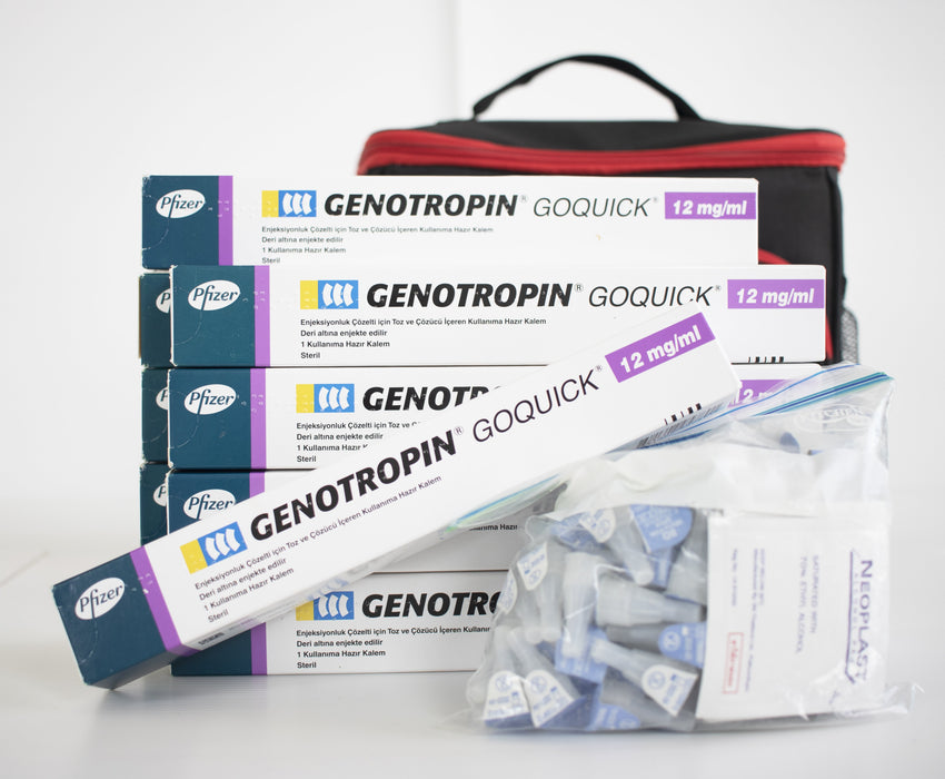 Genotropin GoQuick 12 mg 36 IU ( other names: HGH, Somatropin, Human Growth Hormone)
