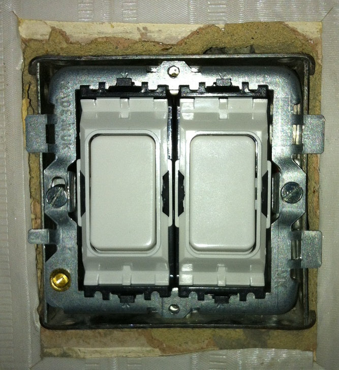 Physically installing a module
