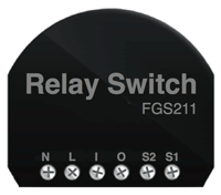 Fibaro Dimmer Connections