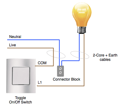 3-Wire Lighting System