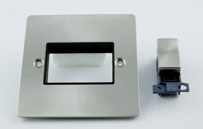 Minigrid Faceplate and Switch Ingot
