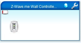 Z-Wave.me Wall Controller BJ 2000 Icon in VERA