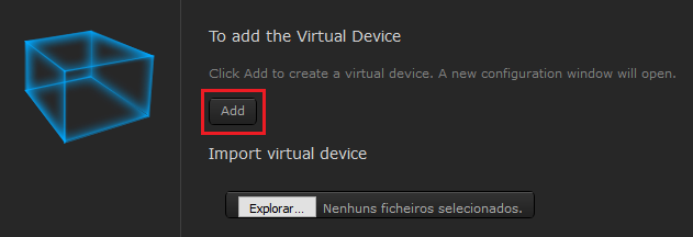 Add Virtual Device