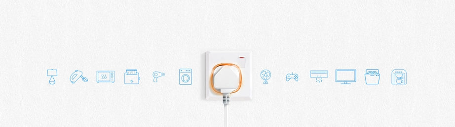 Fibaro Wall Plug - Plug and Play