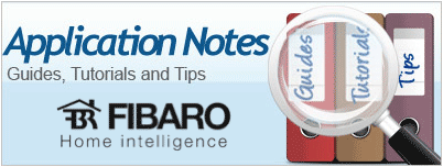 Fibaro Application Notes