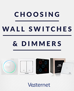 Choosing Z-Wave Wall Switches & Dimmers
