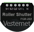 Fibaro Roller Shutter 2 Connections