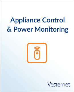 Appliance Control & Power Monitoring