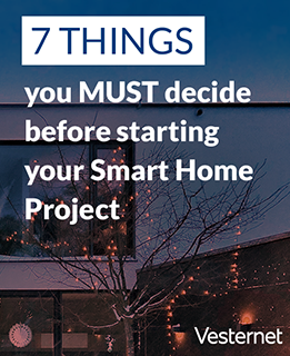 Things to decide before starting your smart home