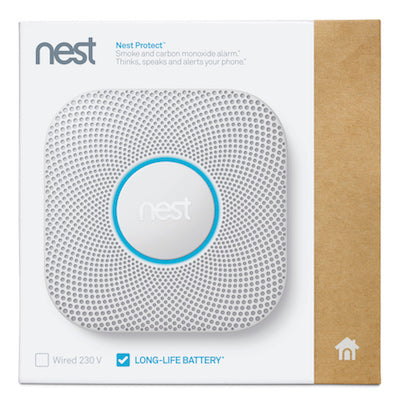 Nest Smoke- Easy Installation