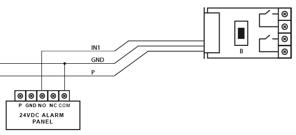 How can I add Z-Wave output to devices that don't have Z-Wave? Nest Dry Contacts Wiring Diagrams on